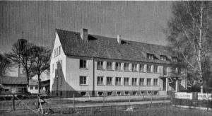Altenheimpflegeheim 1954