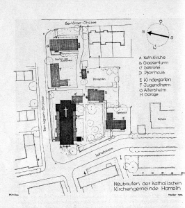 Grundriß Kirchenbauten 52